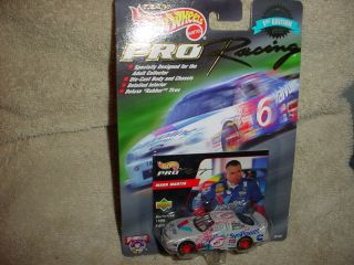 Hot Wheels Pro Racing 1998 First Edition Mark Martin