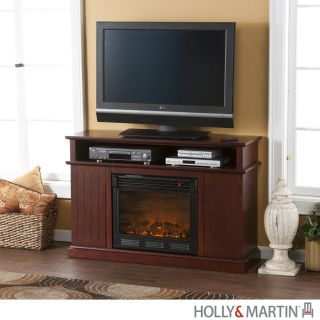 Electric Fireplace TV Stand Room Heater Indoor Holly Martin™