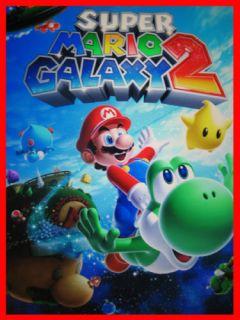 Super Mario Galaxy 2 Multi Use Game Mat Play Mat