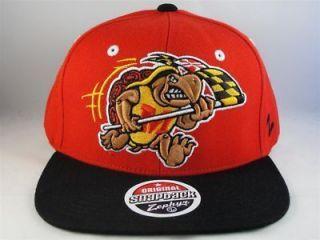 NCAA Maryland Terrapins Zephyr REFRESH Flat Bill Snapback Hat Cap New