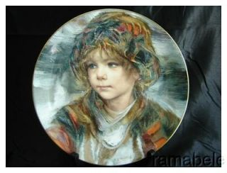 Panchito Francisco Masseria Royal Doulton Gold Rim Plate