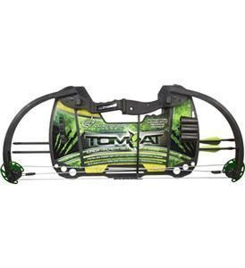 New Barnett Tomcat Youth Compound Bow Package Bar 1103 Junior Kids