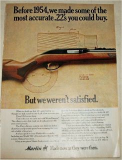 1975 Marlin Model 99c 22 Rifle Ad