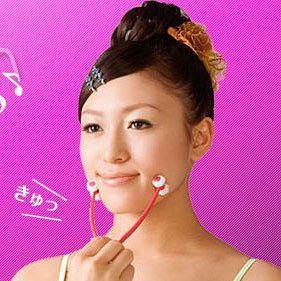 Facial Slimming Massage Tool Neck Face Roller Massager