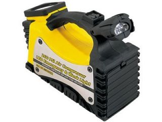 260PSI Heavy Duty Air Compressor with Gauge Light New