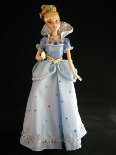 Mattel Barbie Musical Majesty Disney Cinderella Doll