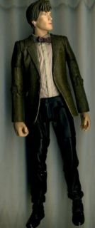 Who The 11th Eleventh Doctor 5in Action Figure Matt Smith