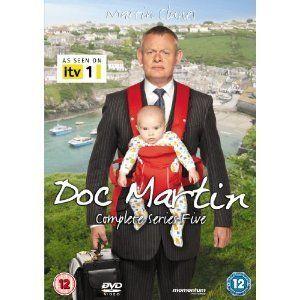 Doc Martin Series 5 Season Five Dr Martin Brand New SEALED DVD Box Set