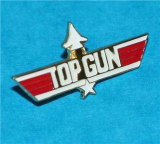 Top Gun Maverick US Navy 1 3 8 Novelty Lapel Pin New