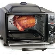 Maximatic Ero 2008s 1500 Watts Multifunction Toaster Oven