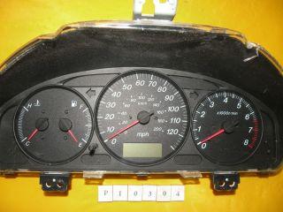 00 01 Mazda MPV 2000 2001 Speedometer Instrument Cluster Panel 149 006
