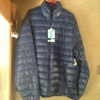 Mens Size Large Old Navy Frost Free Zip Up Jacket $69 94 MSRP