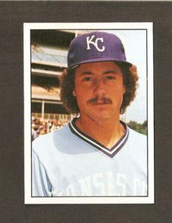 1976 SSPC 182 Bob McClure Kansas City Royals NM Mint