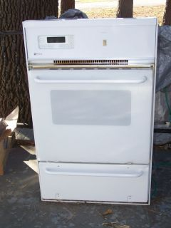 Maytag Oven Built in Wall Unit