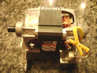 Maytag Front Load Washing Machine Washer Drive Motor W10140582