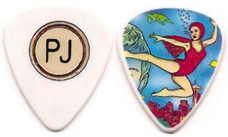 Pearl Jam Guitar Pick 2010 Tour Mike McCready
