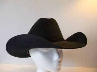 MHT Master Hatters of Texas WRANGLER 3X Beaver felt Cowboy Western Hat