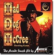 Mad Dog McCree Cowboy Computer Video Game 4 PC New 624719990300