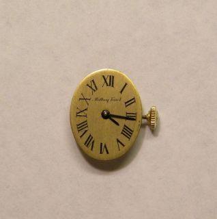 Mathey Tissot Watch Movement Keeps Perfect Time