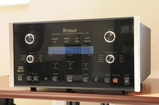 McIntosh MHT200 A V System Controller Receiver  mint Condition