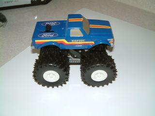 Mattel Bigfoot Monster Truck Racing Champions 1990 Hot Wheels