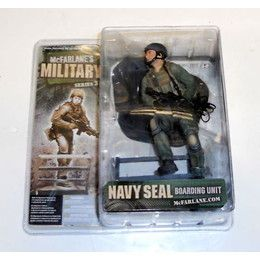 Navy Seal Boarding Unit Caucasian Action Figure McFarlane Toys