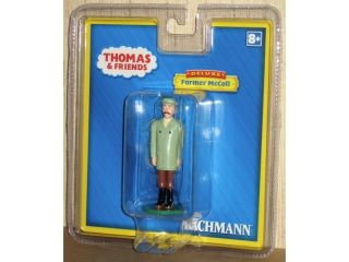 Bachmann Thomas Tank Engine Farmer McColl Figure Toy