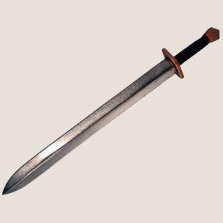 Medieval Knight Templar Crusader 29 Sword Latex LARP