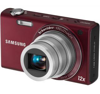 Samsung WB210 Red 14 Megapixel Digital Camera