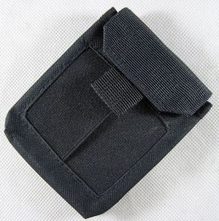 New MOLLE Medical Gloves Pouch Black Airsoft