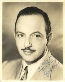 Mel Blanc Vintage Signed 10x8 RARE Bugs Bunny