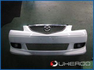Mazda MPV MAZDA8 2003 Front Bumper Assembly 1910100