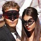 Mens Womens Mask Costume Party Venetian Masquerade Ball Halloween 25