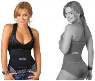 Colombian Body Shaper Blouse Fajas Reductoras Colombianas Thermal Suit