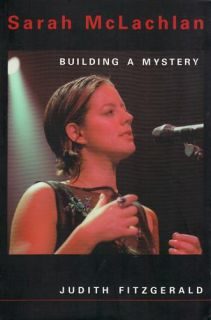 Sarah McLachlan Building A Mystery Paperback Book