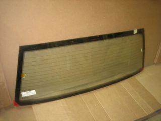 Mercury Capri 2D Convertible Backglass 1991 4 OE F3820C