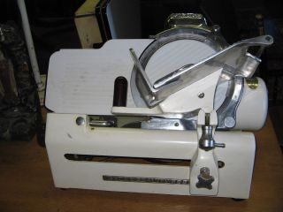 Vintage Globe A4077 Meat Slicer 24 x 20 Gravity Feed Slicer