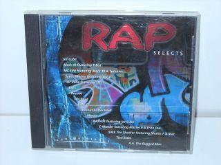 Hip Hop Ice Cube Easy E Various Artists Nice Urban Meeno Cheap