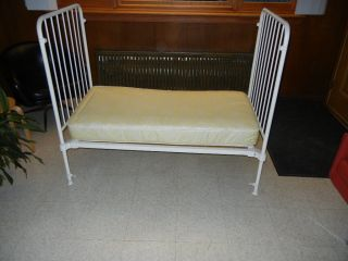 Iron Bed Antique Victorian Style