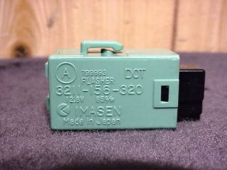 Mercury Capri 94 Flasher Relay OE 3211 156 320