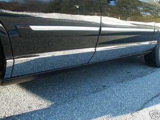 Mercury Grand Marquis 04 05 06 07 8PC Rocker Panel Trim