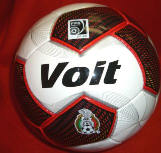 Mexico soccer ball futbol Voit official FMF Mexican Olympic World Cup