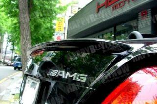Mercedes Benz R171 SLK Class AMG Trunk Spoiler Primed