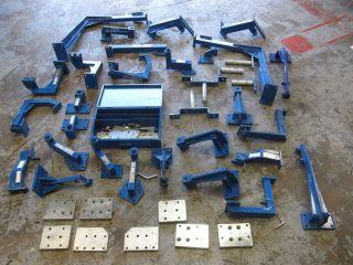 Mercedes Benz SLK R170 Car Bench Jig Set System 82420
