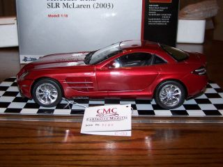 CMC 2003 Mercedes Benz SLR McLaren