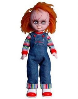 Mezco Toyz Living Dead Dolls Presents Childs Play Chucky Doll New