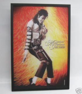 Michael Jackson 3D Lenticular Poster 19 Dance Pose