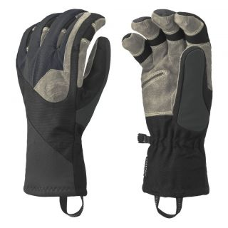 Mountain Hardwear Mens Heracles Gloves Winter Ski Snow M XL $75 New