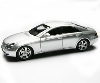 Kyosho Mercedes Benz CLS 1 18 Die Cast Silver New