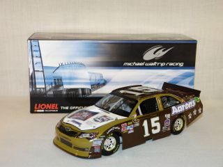Action 1 24 2011 Michael Waltrip 15 Aarons D Waltrip Tribute Toyota